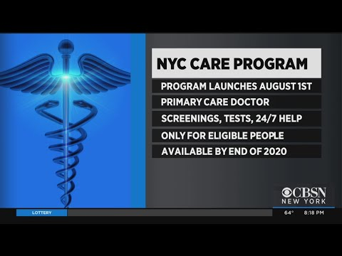 Mayor Rolls Out NYC Card Card Health Coverage Plan