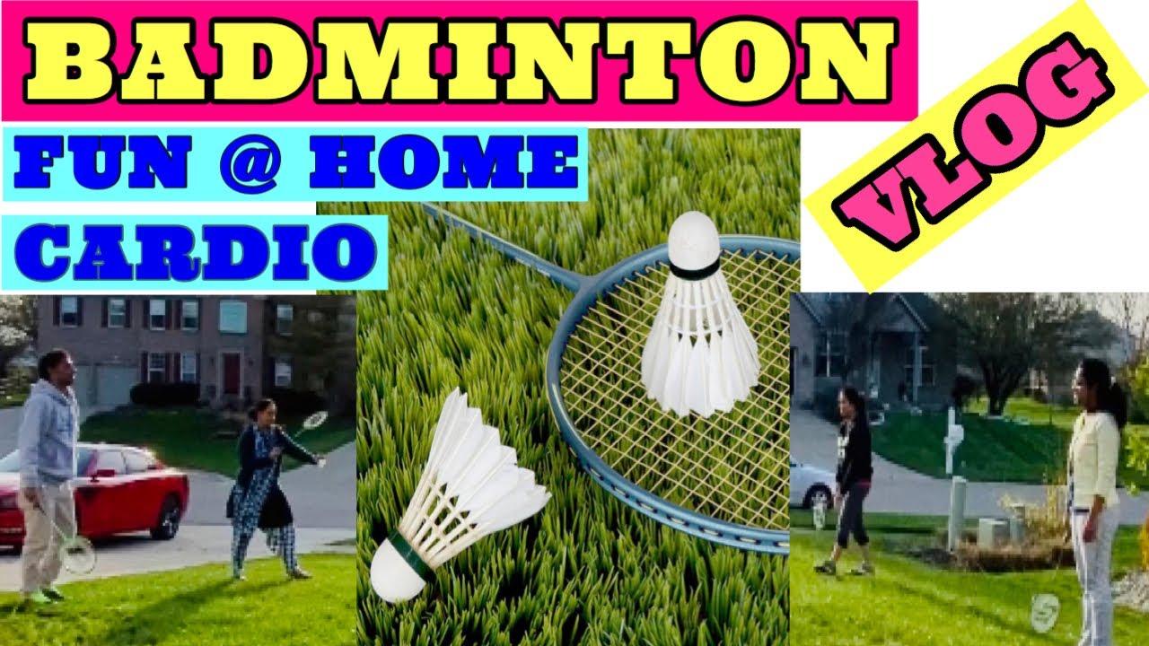 fat burning badminton