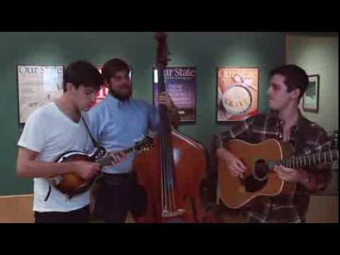 "Music in the Lobby: Mipso, ""A Couple Acres Greener"""