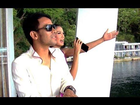 Judika Dan Duma Riris Menikmati Keindahan Danau Toba - Intens 26 Agustus 2013