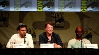 Fringe panel  - San Diego Comic-Con 2012, SDCC
