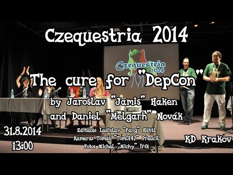 "The cure for ""DepCon"""