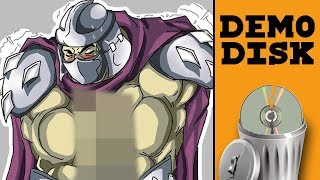 GET SHREDDED! - Demo Disk Gameplay