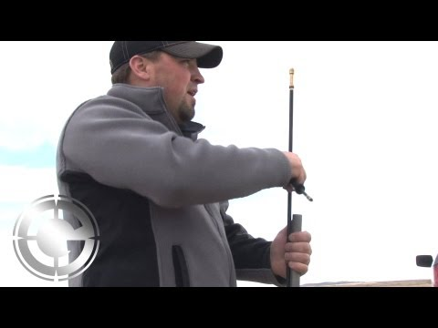 Cold Bore Shot with The Gunwerks Muzzleloader