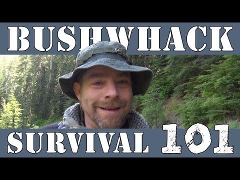 Bushwhack Survival 101