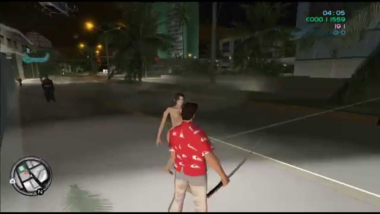 Gta vice city sex mod