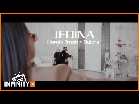 HOMIE TRASH  Feat. DYKRIS - JEDINA (prod By Qdex & Mionel)