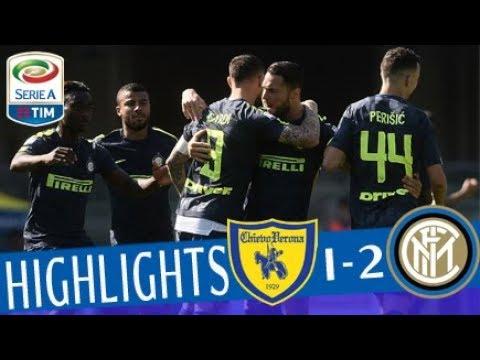 Chievo - Inter 1-2 - Highlights - Giornata 34 - Serie A TIM 2017/18