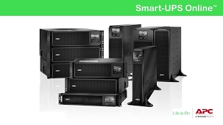 APC by Schneider Electric Smart-UPS On-line