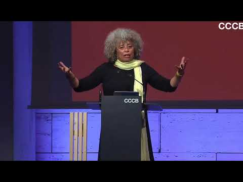 "Angela Davis Criticizes ""Mainstream Feminism"" / Bourgeois  Feminism"