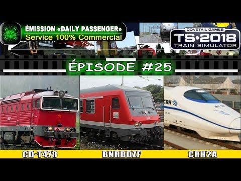 "[LCDG-TV France] Emission ""Daily Passenger"" #25"