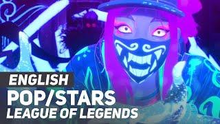 "League of Legends - ""POP/STARS"" K/DA   ENGLISH Ver   AmaLee"
