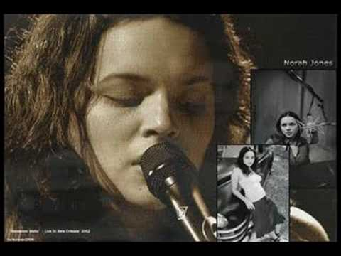 Norah Jones - Crazy - live