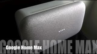 Google Home Max blogger review