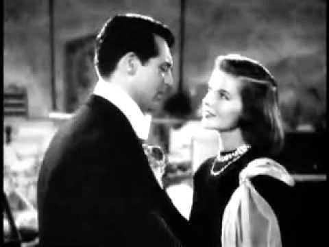 Dance Me to the End of Love Leonard Cohen Cary Grant mashup