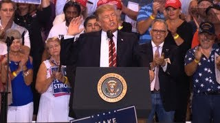 Thousands Protest in AZ as Trump Threatens Govt Shutdown over Border Wall & Defends C'ville Remarks