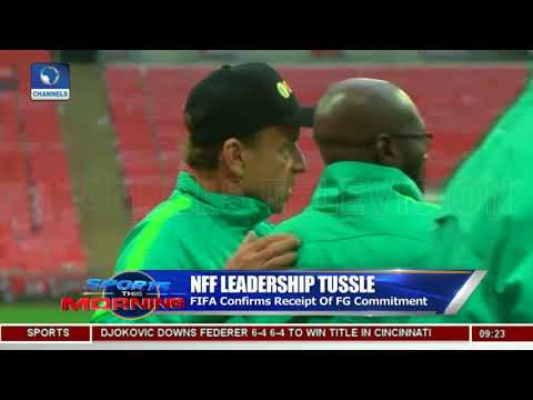 NFF Leadership Tussle Embarrassing, Unnecessary - Analyst Pt.1 |Sports This Morning|