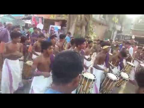 Kaliyattam kalasamithi pazhayannur with vygha kamasamithi