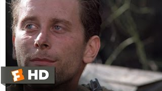 Hamburger Hill (9/10) Movie CLIP - That's Why I'm Here (1987) HD