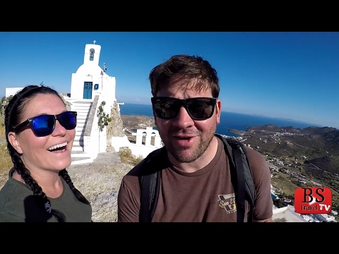 S3 E8: It PENETRATES your body. Serifos, Greece Travel Guide