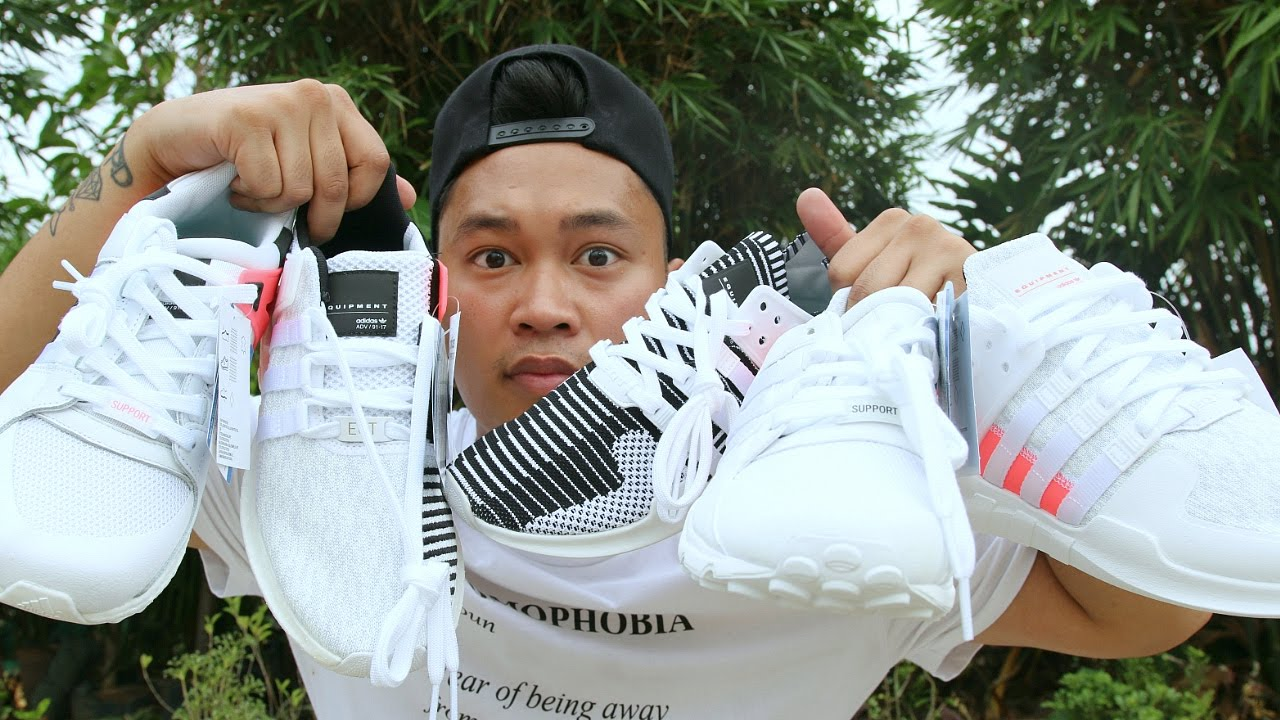 brand new 5dfbd a4ee0 Adidas EQT Unboxing Best Summer Shoes?