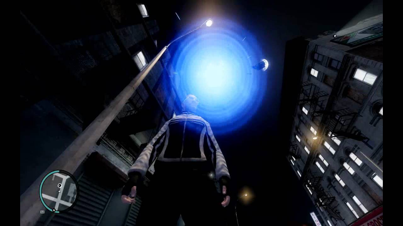 GTA IV pc Lazer Beam And Black Hole In The Sky Mod 2012 ...