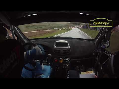 Rally Fettunta 2018 OBC 1ì Assoluti F.Paolini M.Nesti Ps 3 Campoli
