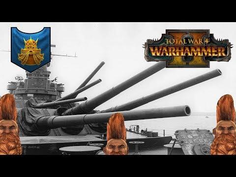 THE DAWI RETURN   Dwarfs vs Greenskins: Total War Warhammer 2