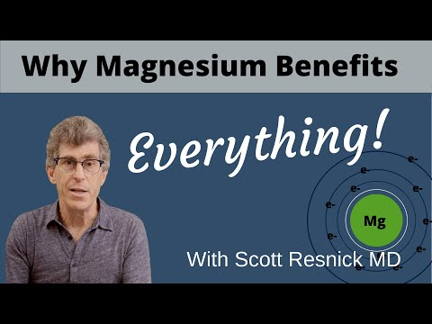 Magnesium Benefits| Magnesium Function| Magnesium Deficiency| Your Window To Well.