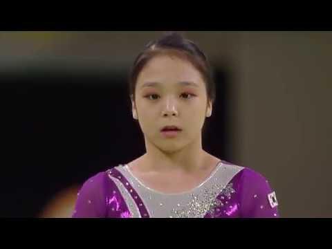 Lee Eun Ju 2016 Olympics QF VT