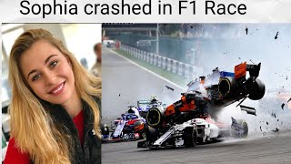 Terrible accident at Macau F1 Grand Prix | Sophia Floesch