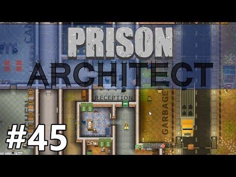 Prison Architect - Road Block - PART #45