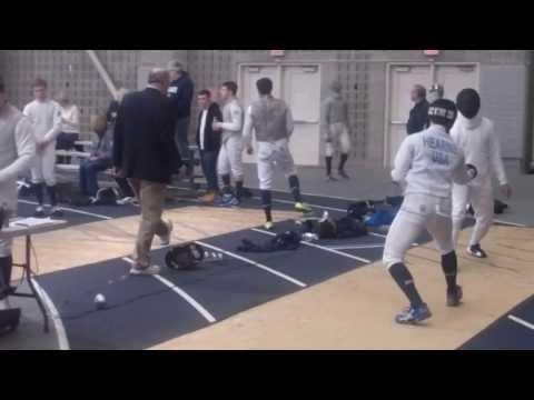 Brandeis University Fencing Invitational Highlights, December 8