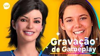 Malena ensina como gravar gameplay #Episódio2 - Canal da Lu - Magazine Luiza