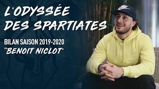 LE BILAN DE LA SAISON 19-20 - Benoît Niclot