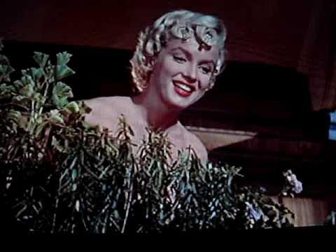 Marilyn Monroe on Lingerie Care