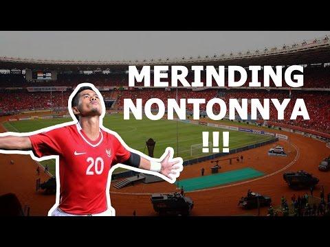 5 Pertandingan Timnas Indonesia Paling Seru   Merinding Nontonnya!