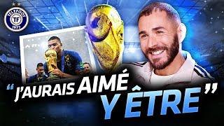Benzema aurait aimé soulever la Coupe du monde - La Quotidienne #475