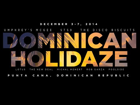 Dominican Holidaze 2014 | official aftermovie