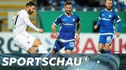 DFB-Pokal: SV Darmstadt 98 gegen Hertha BSC Berlin - die Highlights | Sportschau