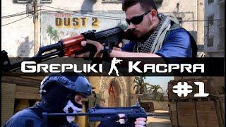 Grepliki Kacpra #01 - CS:GO-TANIEMILITARIA.PL