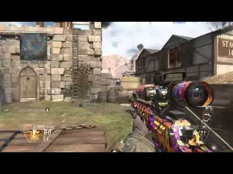 VamP Lily - Black Ops II Game Clip