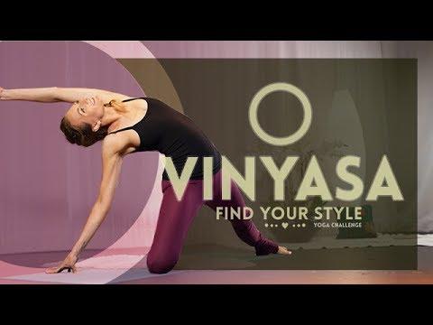 vinyasa flow yoga class sequence  kayaworkoutco