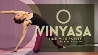 Beginner Vinyasa Flow Yoga (30-min) Full Body Workout Power Yoga Sequence for All Levels Full Class