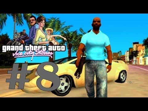 Grand Theft Auto:Vice City Stories-PS2-Parte 8,Missão:Fear ...