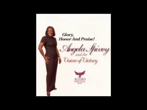 Worthy Of Praise - Angela Spivey and the Voices of Victory
