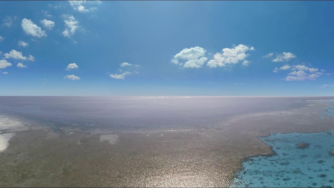Great Barrier Reef 360° Aerial
