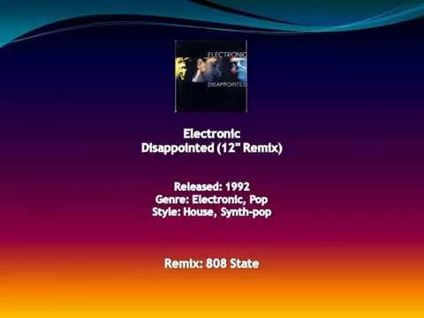 Electronic - Disappointed (12'' Remix)