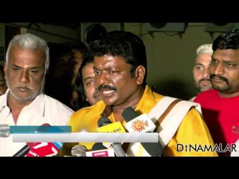 Parthiban slams Vijay's Bairavaa movie