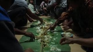 BOTRAM, The art of eating Sundanese II Seni makan orang Sunda secara rame-rame ll